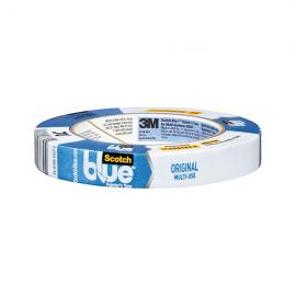 ScotchBlue Painter's Tape 2090-18N, .70 in x 60 yd (18 mm x 54,8 m) — 03680-4