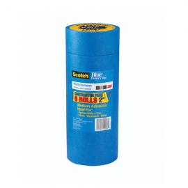ScotchBlue Painter's Tape Original Multi-Use 2090-1A-CP, 1 in x 60 yd (25,4 mm x 54,8 m) Contractor Pack — 09171-1