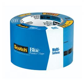 ScotchBlue Painter's Tape Multi-Use 2090, 3 in x 60 yd 12 rls/case, 1 pack — 98031-2